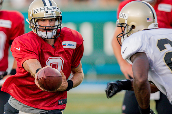 Yzing The First New Orleans Saints Depth Chart