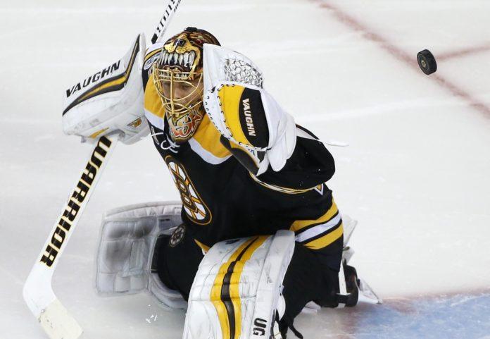 Bruins Tuukka Rask