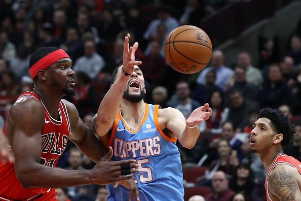 Clippers Vs Bulls Photo: NBA: Chicago Bulls Vs Los Angeles Clippers
