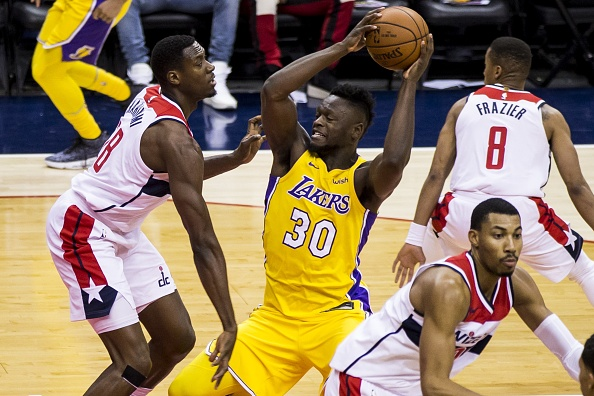 Lakers renouncing Julius Randle contract not wisest decision - LWOSports 3795289c2