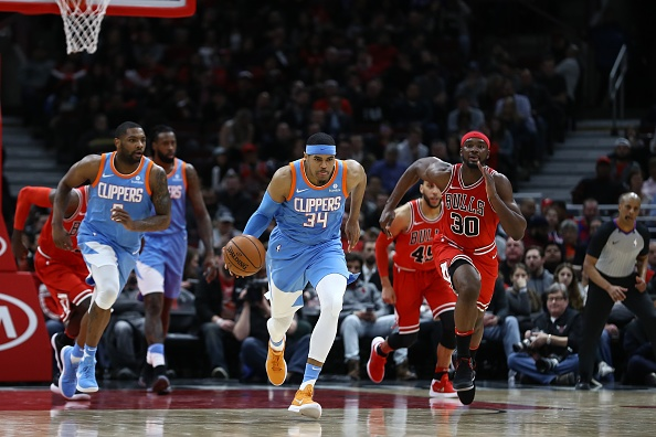 5db22515050 Undervalued Los Angeles Clippers eager to start 2018-19 NBA season