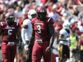 Javon Kinlaw - South Carolina Defensive Line