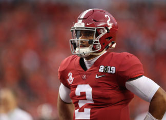 Jalen Hurts among the college quarterback shuffle
