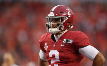 Jalen Hurts among the college quarterback shuffle