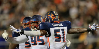 Orlando Apollos - AAF Power Rankings