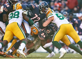 Packers-Bears NFL Match-up
