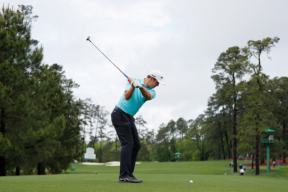 Corey Conners PGA Masters Preview