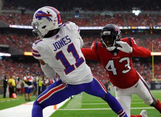 Bills wide receivers