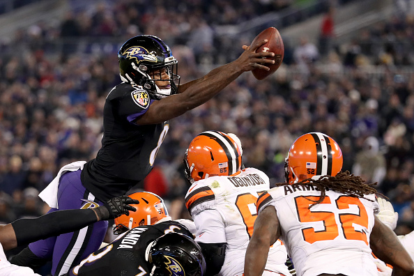 AFC North Projections