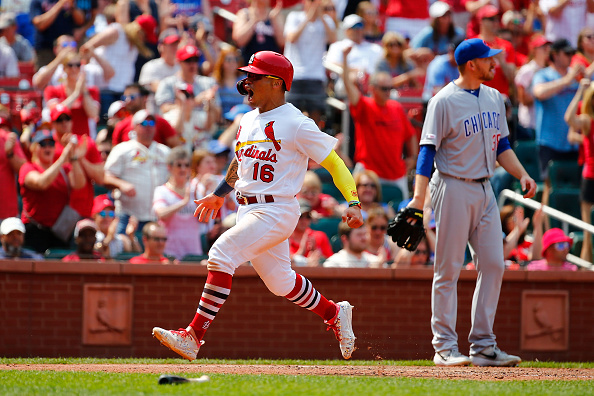 Cardinals sweep