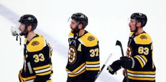 Bruins Off-season