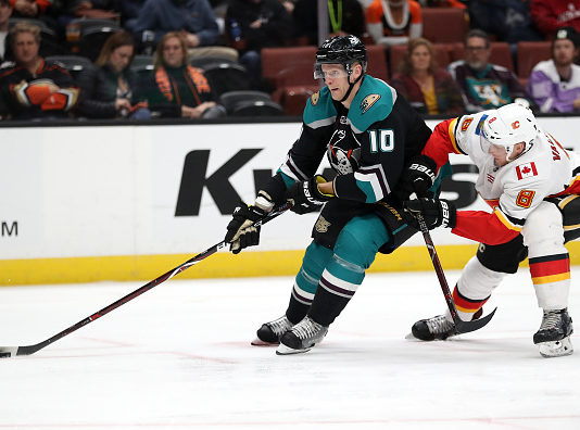 NHL Central Division - Corey Perry