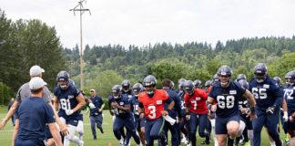 2019 Seattle Seahawk Outlook: Rusell Wilson leads team in drills