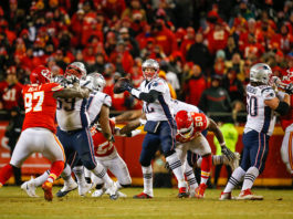 Do NFL predictions expect a rematch?