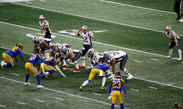 Will NFL predictions predict a Super Bowl rematch?