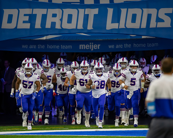 Buffalo Bills Schedule Prediction for 2019