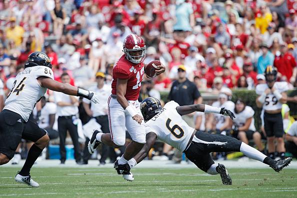 Can Tua lead the Crimson Tide and the SEC into the CFP?