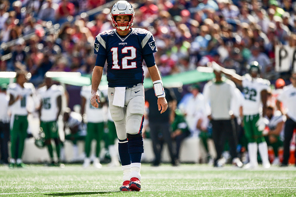 the New England Patriots are not going 16-0