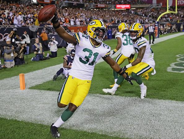 Packers vs Bears Week One