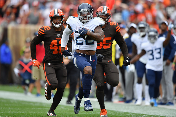 Cleveland Browns fall to the Tennessee Titans