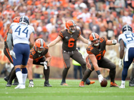 Cleveland Browns Week Two Improvements