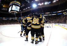 Boston Bruins Season Preview