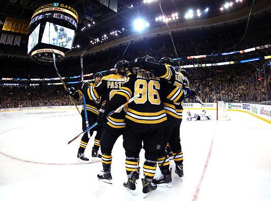 Boston Bruins Season Preview