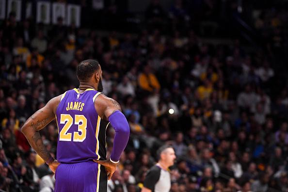 Lakers first preseason game
