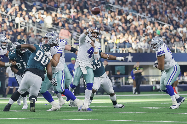 NFL games to watch: Cowboys vs Eagles