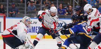 NHL Opening Night - Washington Capitals vs. St. Louis Blues