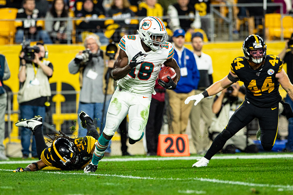 Takeaways from Pittsburgh Steelers vs. Miami Dolphins