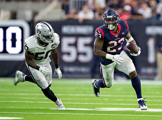 Week 11 NFL DFS