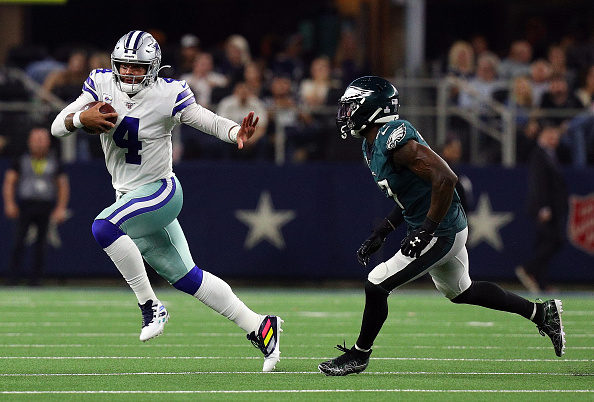 NFL Week 16 - Cowboys vs Eagles