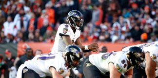 NFL Playoff Teams - Baltimore Ravens