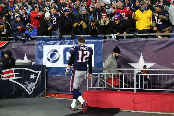 Tom Brady Free Agent