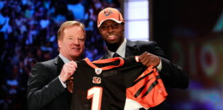 Bengals First Round Picks