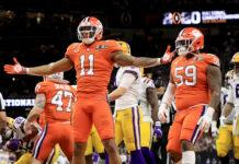 2020 NFL Mock Draft - Isaiah Simmons