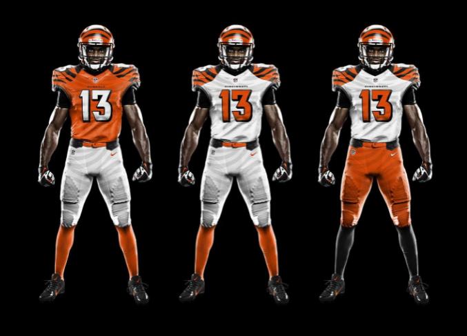 Cincinnati Bengals Uniforms: Is It Time
