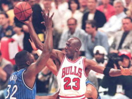 NBA's $25,000 Fines - Michael Jordan