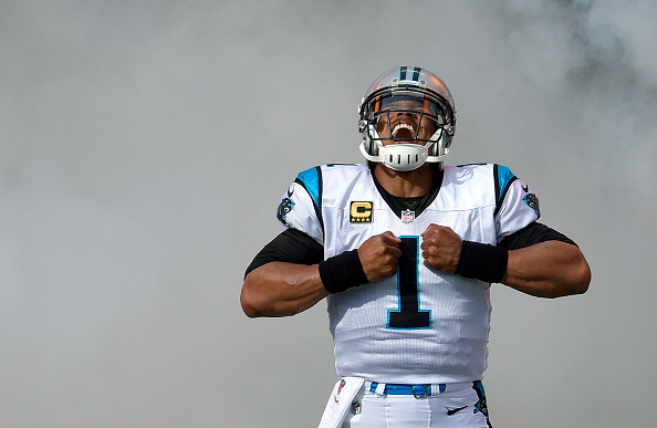 Spots For Cam Newton