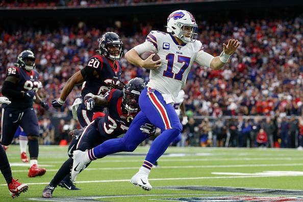 Top Five Buffalo Bills