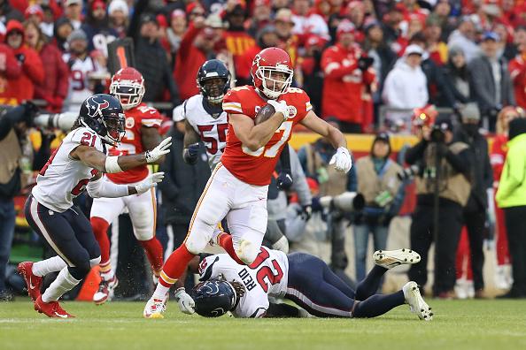 2020 NFL Season - Texans vs Chiefs