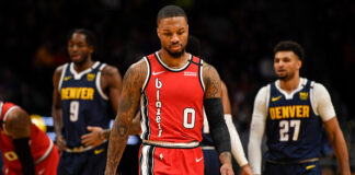 NBA Playoffs Eighth Seed - Portland Trail Blazers