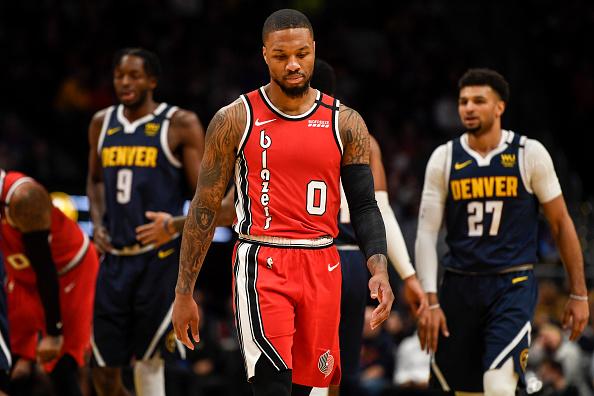 NBA Playoffs Eighth Seed - Portland Trail Blazers