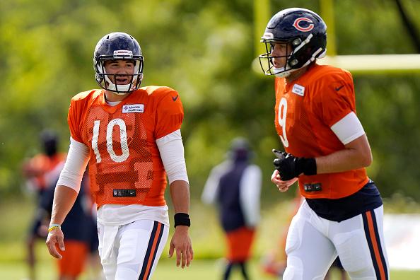 Bears Quarterback Battle