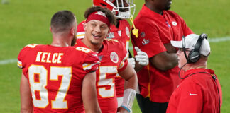 afc west top five players