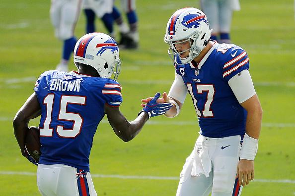 Buffalo Bills Week Two