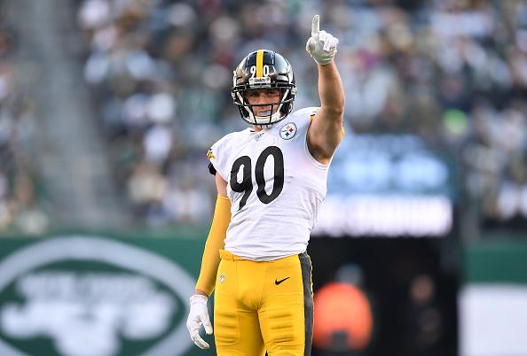 Steelers vs Giants
