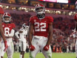 First College Football Playoff Rankings