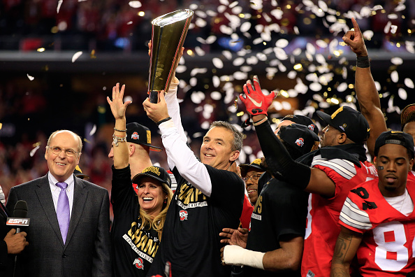Urban Meyer Ohio State